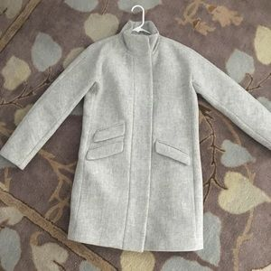J Crew wool winter coat